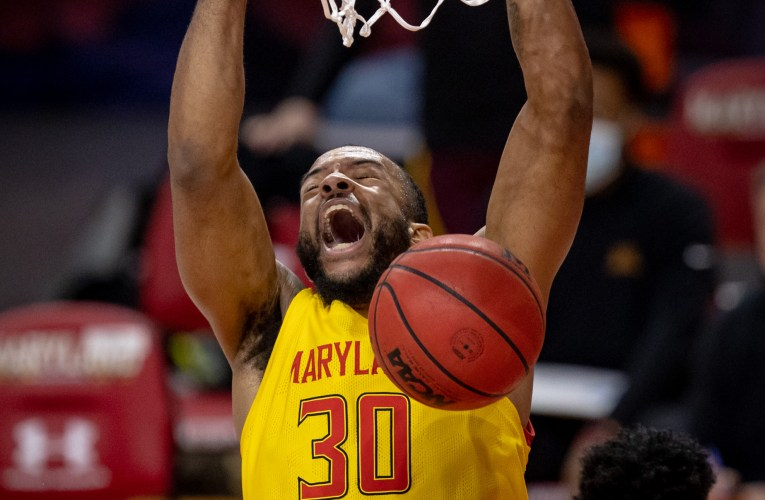 PHOTOS: Maryland Takes Down Minnesota