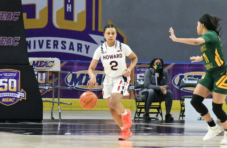 Howard Women Advance to MEAC Basketball Final