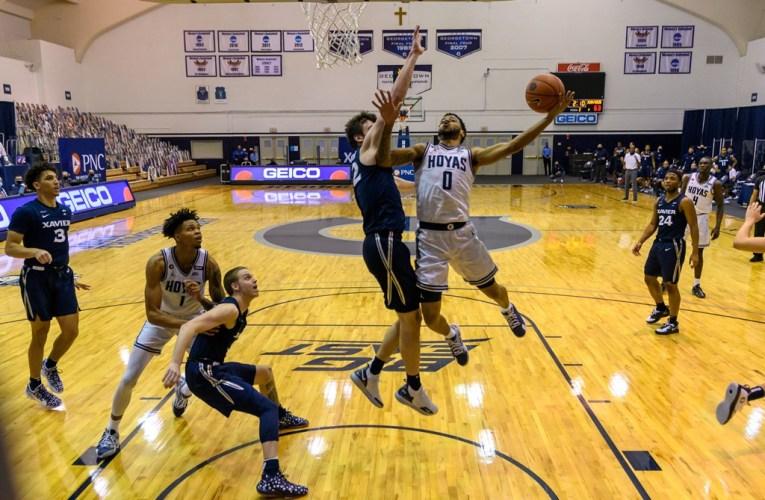 Seniors shine as Georgetown beats Xavier in home finale