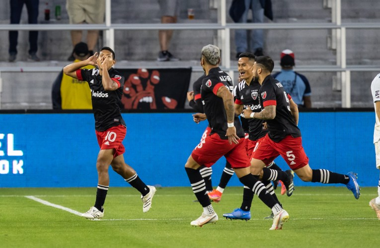 PHOTOS: D.C. United win behind Edison Flores' early goal.
