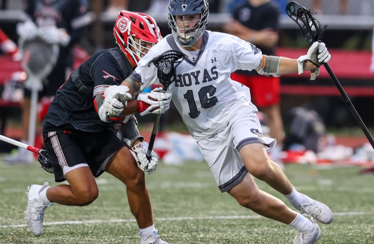 DC Lacrosse Championship Finals: St. John's vs Georgetown Prep
