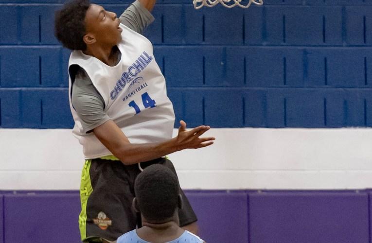 Churchill blows past Springbrook in Maryland Elite season finale