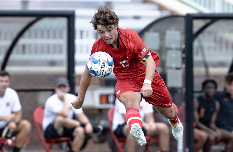 Terps Open Soccer Camapign with a tie against Temple (Exhibition)