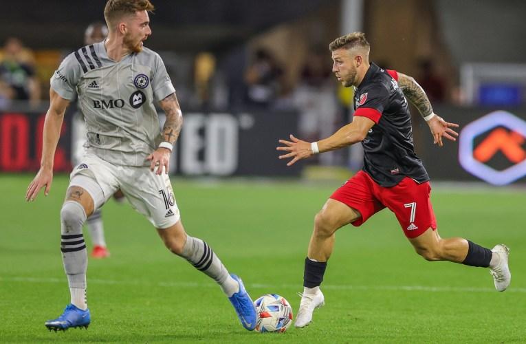 MLS Soccer: CF Montréal vs D.C. United