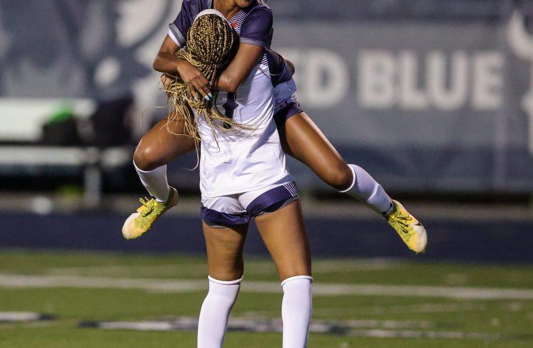 2021 NCAA Women's Soccer: Hampton vs Howard
