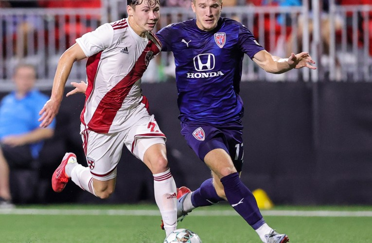 PHOTOS: Indy Eleven vs Loudoun United in USL Soccer action