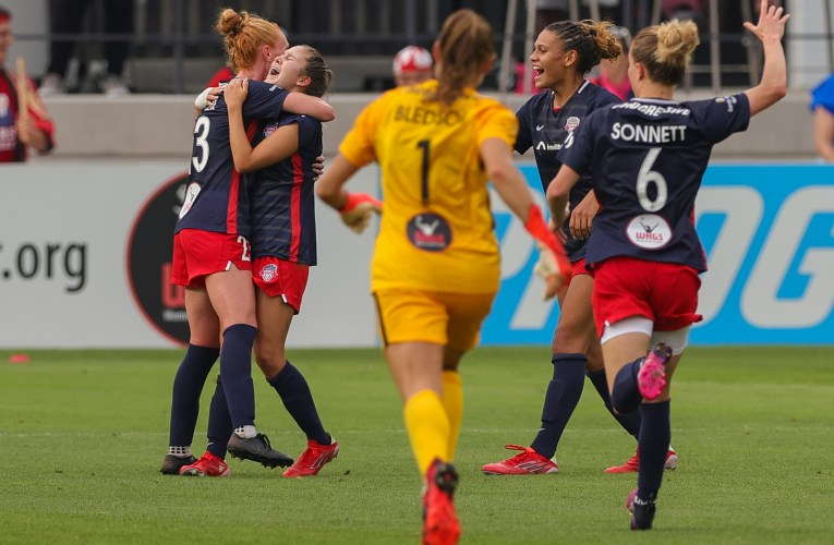 Spirit overcome deficit with late Sanchez goal to defeat Orlando