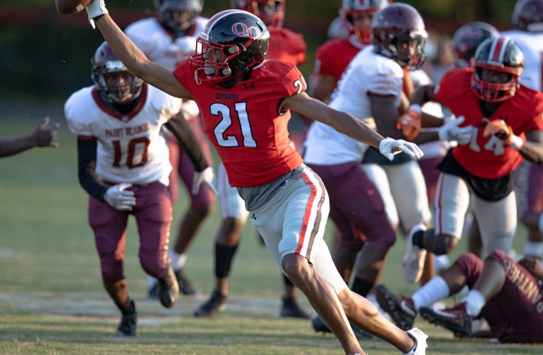 Photos: Quince Orchard Holds Off Paint Branch