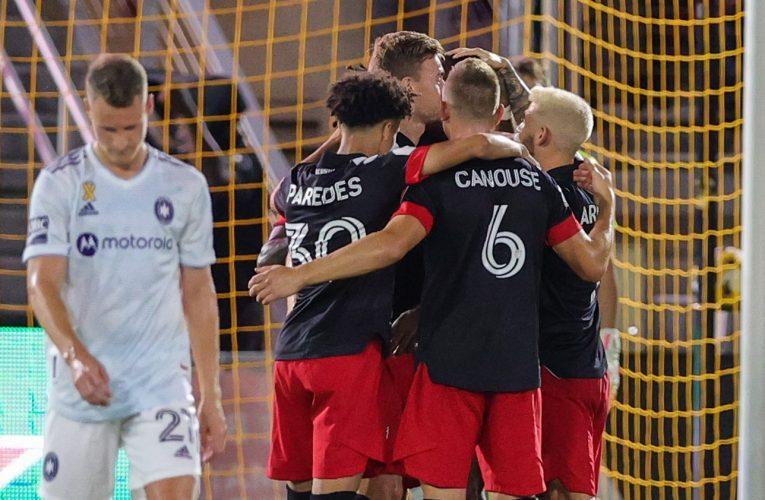 2021 MLS Soccer: Chicago Fire FC vs D.C. United