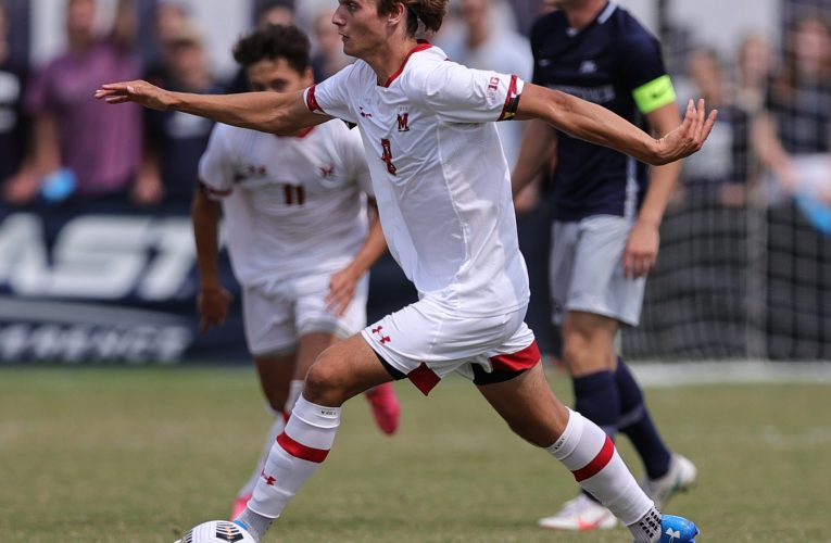 NCAA Men's Soccer: #7 Maryland falls to #1 Georgetown