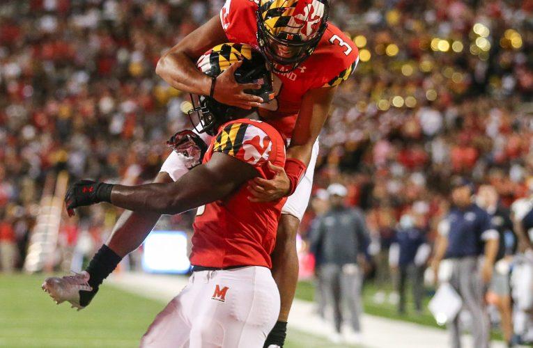 Maryland stampedes Howard