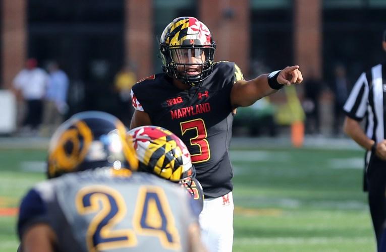 NCAA Football: Kent State vs Maryland