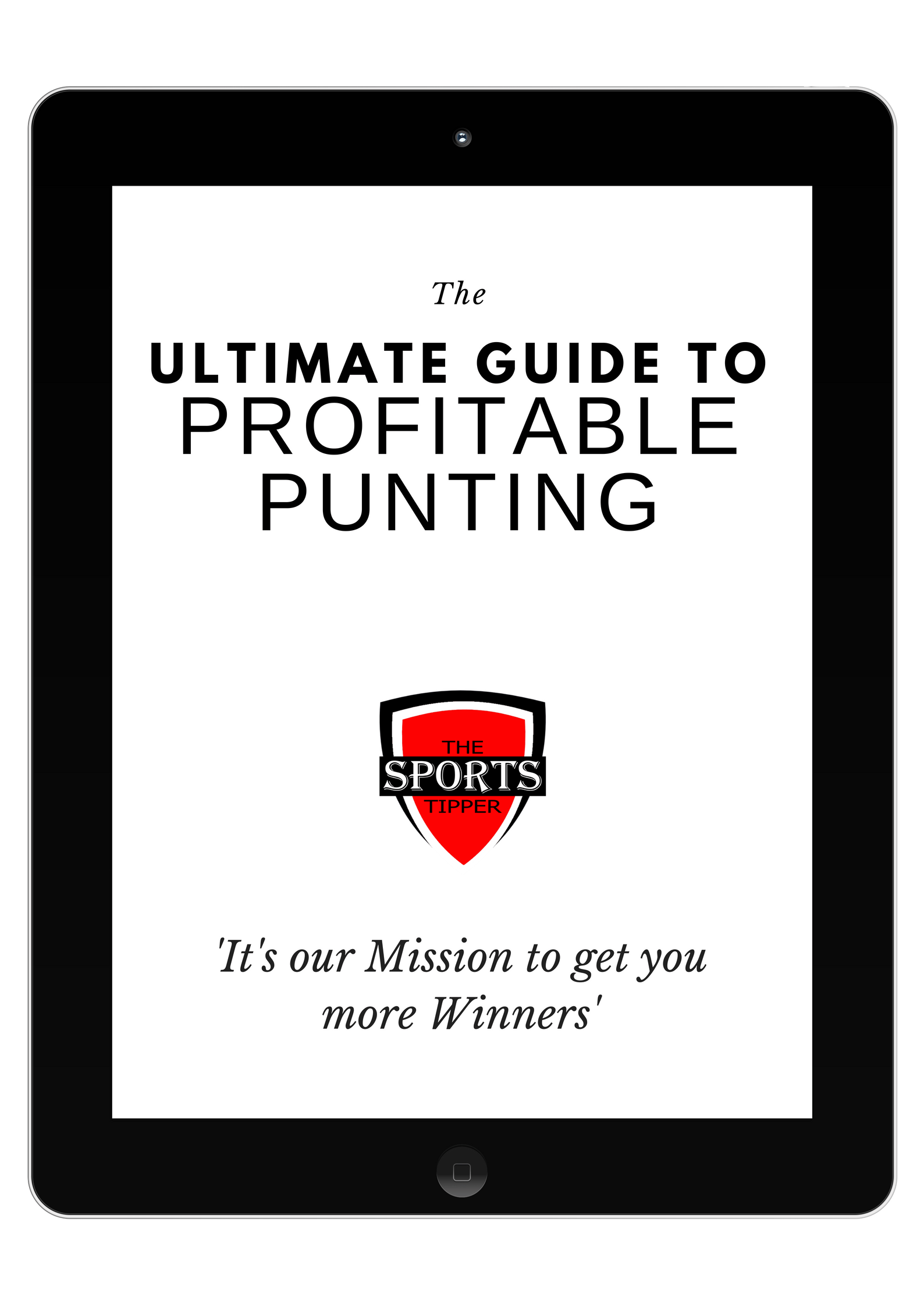 Ultimate Guide to Profitable Punting