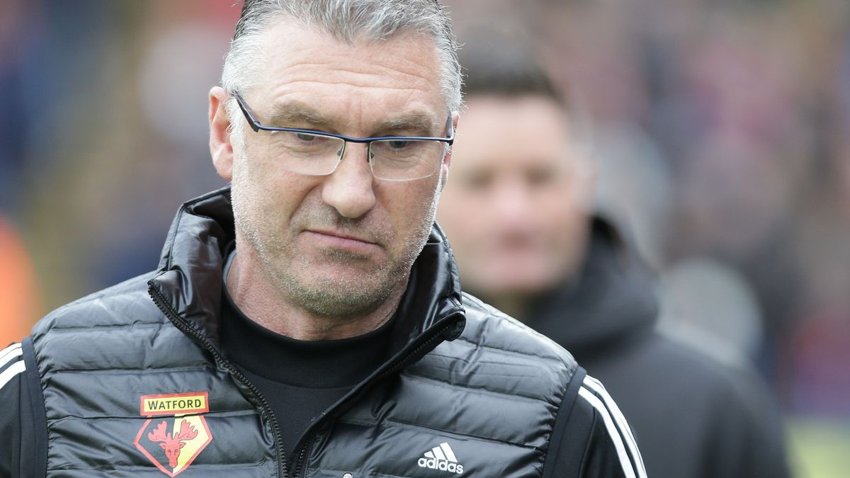 Why shouldn't Watford have sacked Nigel Pearson?