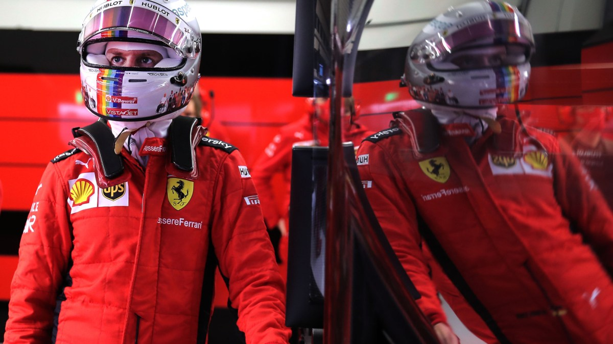 Leclerc hoping for dry race after Ferrari qualifying 'disaster'