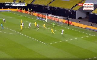 Video: Chelsea striker Timo Werner scores his second for Germany against Ukraine