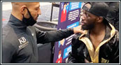 """[VIDEO] TERENCE CRAWFORD AND KELL BROOK SHOW RESPECT RIGHT AFTER FIGHT; DISCUSS WHAT HAPPENED: """"TOLD YOU SO"""""""
