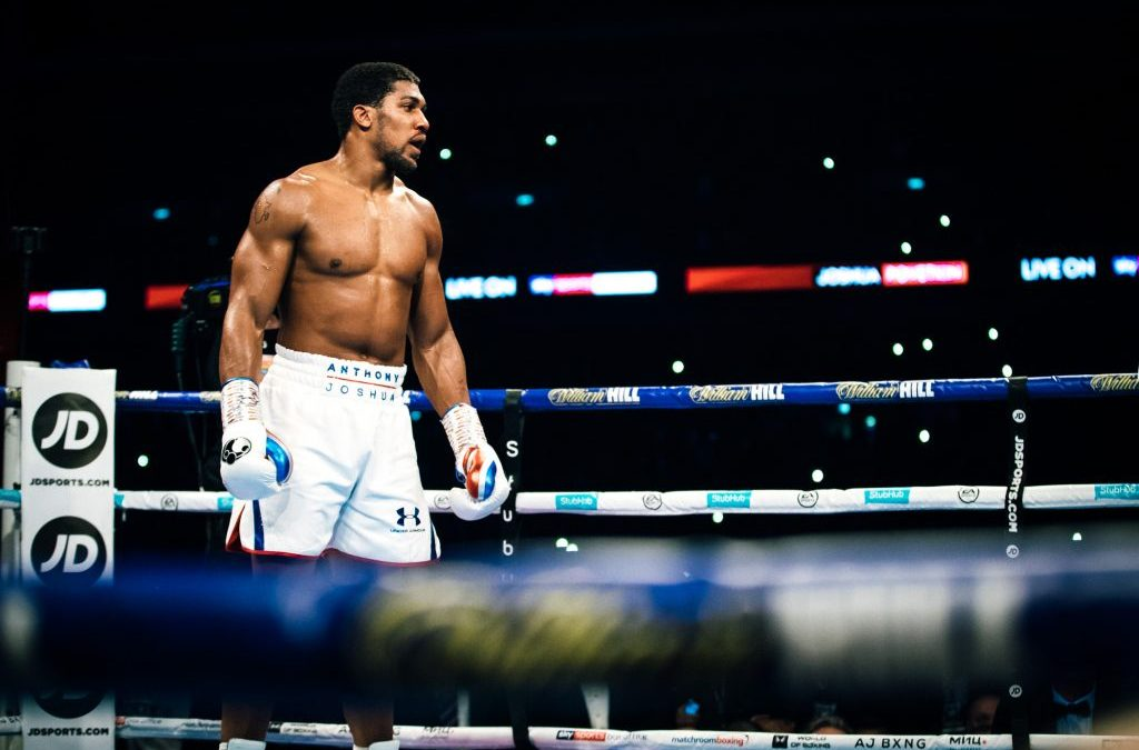 """Anthony Joshua: """"Back Then It Was Easy To Live In My Head Rent Free"""""""