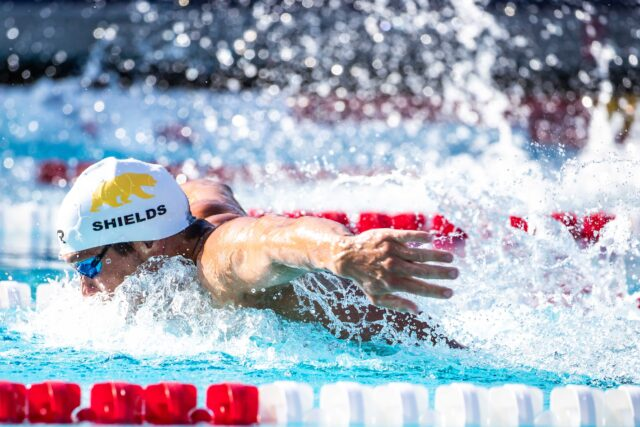 Race Video: Watch Tom Shields Post Electric 21.99 50 Butterfly American Record