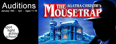 Mousetrap Auditions