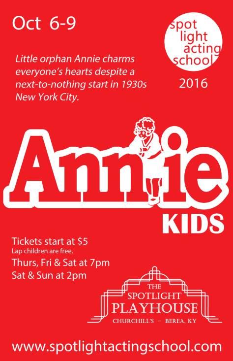 Annie 2016