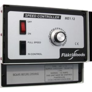Single Phase Speed Controllers