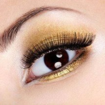make-up-dorato