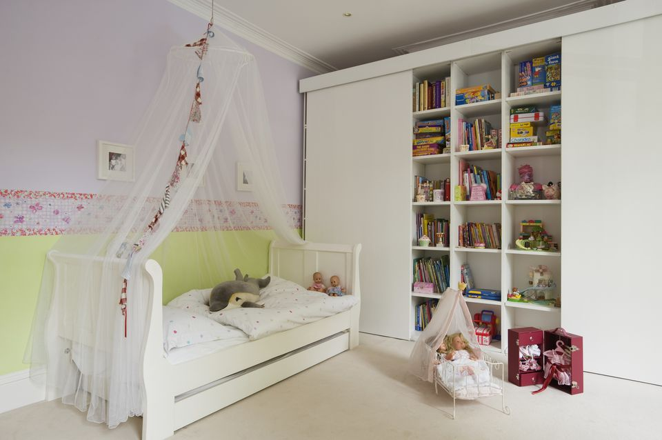 DIY Toy Storage Ideas For Nurseries And Kids' Rooms