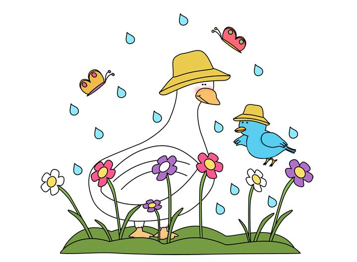 Free Spring Clip Art Images For All Your Projects