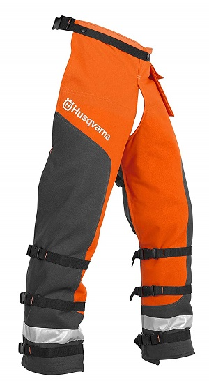 Husqvarna 587160704 Technical Apron Wrap Chap