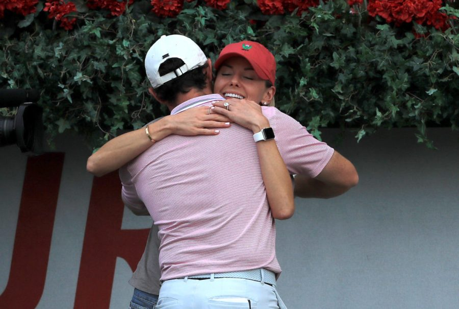 Photos: Rory McIlroy's Wife Goes Viral At Tour Championship