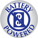 With the convenience of battery power, there's no need to worry about installing near an electrical outlet.