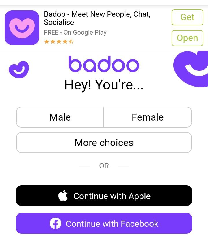 Badoo Login - Sign In - Badoo Login To My Account - www.badoo.com/signin