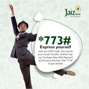 New Jaiz Bank Transfer Code - Jaiz Bank USSD Code For Transfer