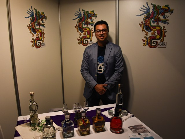 Image of stall Tequila Mezcal festival in Ghent