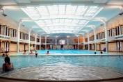 Van Eyck swimming pool, Ghent