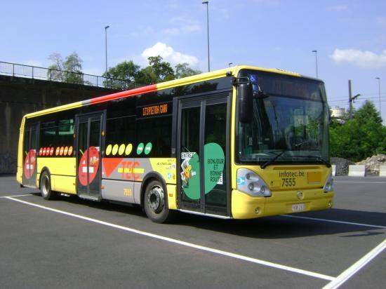 Image of TEC bus