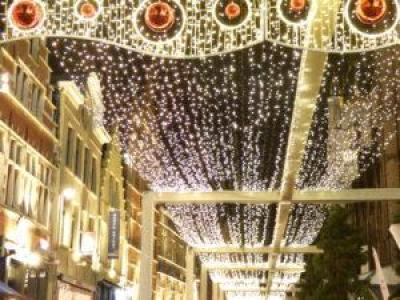 Christmas market, Ghent, Heather Sills