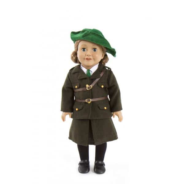 Molly, 1916 inspired doll at Treasured Dolls in The Square Tallaght