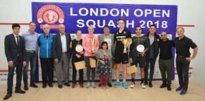 London Open : Top seeds Moverley & Willstrop triumph