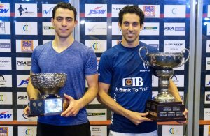 CCI International : Momen wins all-Egyptian final in Mumbai