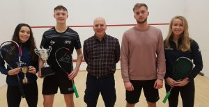 British U23 Open : English double for Sam and Jazz