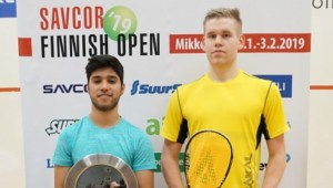 Finnish Open : Aijanen takes home title