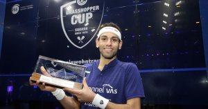 Grasshopper Cup : ElShorbagy wins