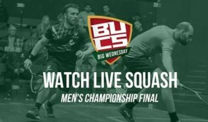British Universities Squash Finals