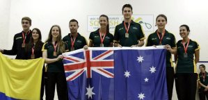 World Doubles Finals : Top seeds in Aussie Gold Coast clean sweep