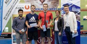 Austrian Open Final : It's Aijanan