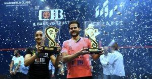 CIB PSA World Tour Finals : THE FINALS