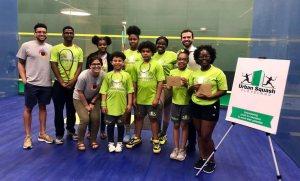Squash JOBS : Urban Squash, Cleveland