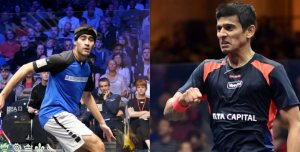 Spotlight on India: Best ever season for Saurav and Ramit